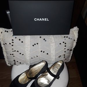 Chanel Classic Mary Janes